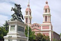 O'Higgins Chile / Región ubicada en la zona central de Chile que comprende las provincias de Cachapoal, Colchagua y Cardenal Caro