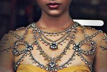 Jewels / Jewelry Jewellery Diamonds Adornments Body Jewellery Body Jewelry Earrings Necklace Bracelet Shoulder Headwear Gems Precious