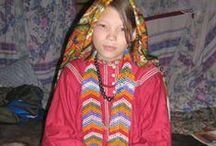 mansi woman