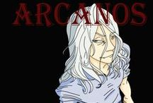 Arcanos cap 1 / manga por capitulos, misterio, drama, romance , omedia y accion.