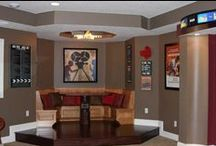 Home Theater / Titus Contracting can add the home theater of your dreams!