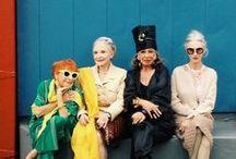 Vintage Vogue / once apon a time