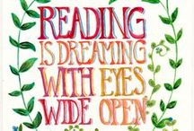 Reading quotes / For the love of reading and books and authors • ImaginaryWords.com