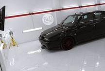 Alfa Romeo 155 / Gallery of the best looking Alfa 155