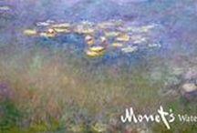 monet / festmények