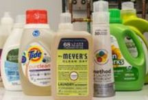 Squeaky Clean / All the greatest tips and tutorials on cleaning your house top to bottom!