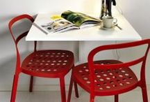 Small Space Living  / Great tips on how to decorate and organize your smaller spaces.