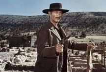 Old western film: The good the bad and the ugly