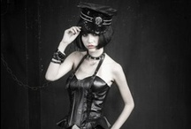 Gothic dresses - Corsets - Skirts - Jewelry