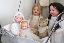 Pasttime  Dolls