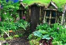 Fairy House & Miniature Gardens