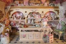Mini Shops, Cafes & Studios