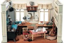 Antique Dollshouses and Shops