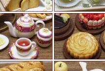 Miniature Food Tutorials
