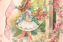 Darling  Vintage Greeting Cards