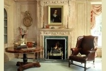 Panelled Rooms / Beautiful bespoke Panelled Rooms, hand made by Hallidays in Oxfordshire, England