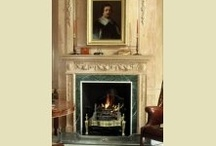 Mantelpieces and Fireplaces / Fabulous hand carved mantelpieces, individually made by craftsmen in England