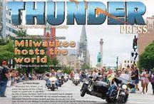 Thunder Press Covers