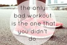 Health Inspiration / Motivational quotes to get you moving!