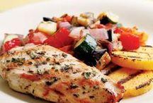 Healthy Dinner Ideas / Nutritious ideas for dinner