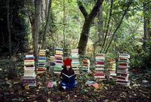 Perfect Reading Spot / Great places to read