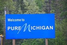Make Mine Michigan / Things to do, places to go, food to savor...all in Michigan.