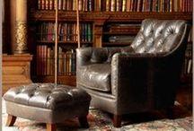 Leather Luxury / Cognac anyone!