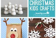 Christmas Activities / Christmas Crafts and Ideas