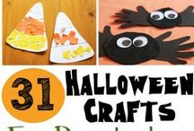 Halloween Activities / Halloween Activities and Ideas