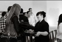 #Wedding #Menu Tastings at Farnham Castle / A lovely collection of images from the most recent wedding menu tastings