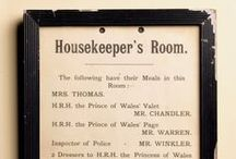 Housekeeping ~ Natural & Stylish / Keeping the home clean and in fine order can be ever so beautiful! Ecologically sound methods, old fashioned tips and lovely vintage inspired and well designed modern products. Historical photos, ephemera and antiques.