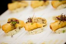 #wedding #food at Packington Moor / A collection of just some of the inspiring menus we offer at this stunning rural #weddingvenue