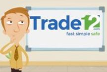 Introducing Trade12 / We introduce you Trade12 Brokerage online trading: A simple, fast, and easy way to profit money in just one click! Visit our website www.trade12.com for more information about our brokerage firm, or visit www.trade12education.com to learn more about trading.