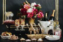 #Wedding Themes - Vintage Glamour