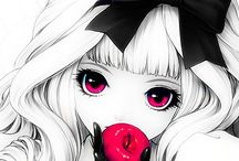 Eyes / 瞳(資料)
