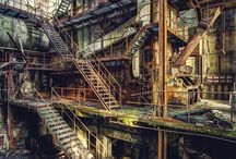 Factory / 工場