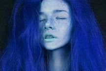 Синий - это красиво. / Всё в СИНИЙ!