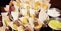 #Christmas #Wedding Themed #Canapes