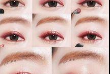 Make up / メイク