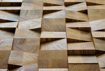 Bois / design, artisanat, intérieurs, sculpture, architecture... en bois