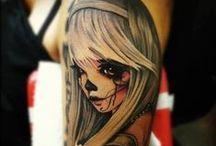 tattoos i want <3 / Beautiful elegant tattoos