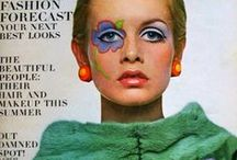 Pop & Psychédélique / 1960s -1970s, graphisme psychédélique, couleurs acidulées, motifs pop...