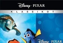 Disney - PIXAR Klassikot / Kerään PIXAR Klassikoita tässä kansiossa näkyy ne joita meillä EI OLE. (ainoa jotka ovat Autot 1 ja 2) DVD tai Blu-ray molemmat käy tai vaikka niiden yhdistelmä.