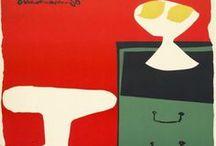 Modernisme & Élégance  / le style des années 30, 50, 60, modernisme, fonctionnalisme, style épuré...