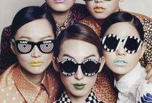 Magie & Excentricité de la mode / photographie de mode : Sarah Moon, Paolo Roversi, Peter Lindbergh, Deborah Turbeville, Tim Walker, Guy Bourdin, Jean-Paul Goude... haute- couture, la mode comme domaine de création