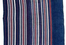 Rayures / dans la peinture, les textiles, la mode...rayures bayadères, de marins, bandes...