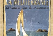 Méditerranée / Grèce, Chypre, Crète, Sicile, Malte, Italie, Baléares, Andalousie ....agrumes, oliviers,...
