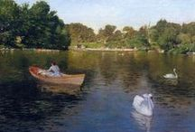 Impressionism II (Active) / by John Babich