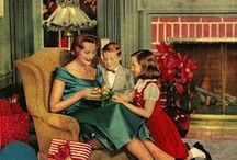 1950's Christmas / A joyful collection of Christmas images,  TV shows and movies from the 1950's