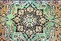 Geometrie e Motivi | Patterns / Motivi e geometrie sui tessuti